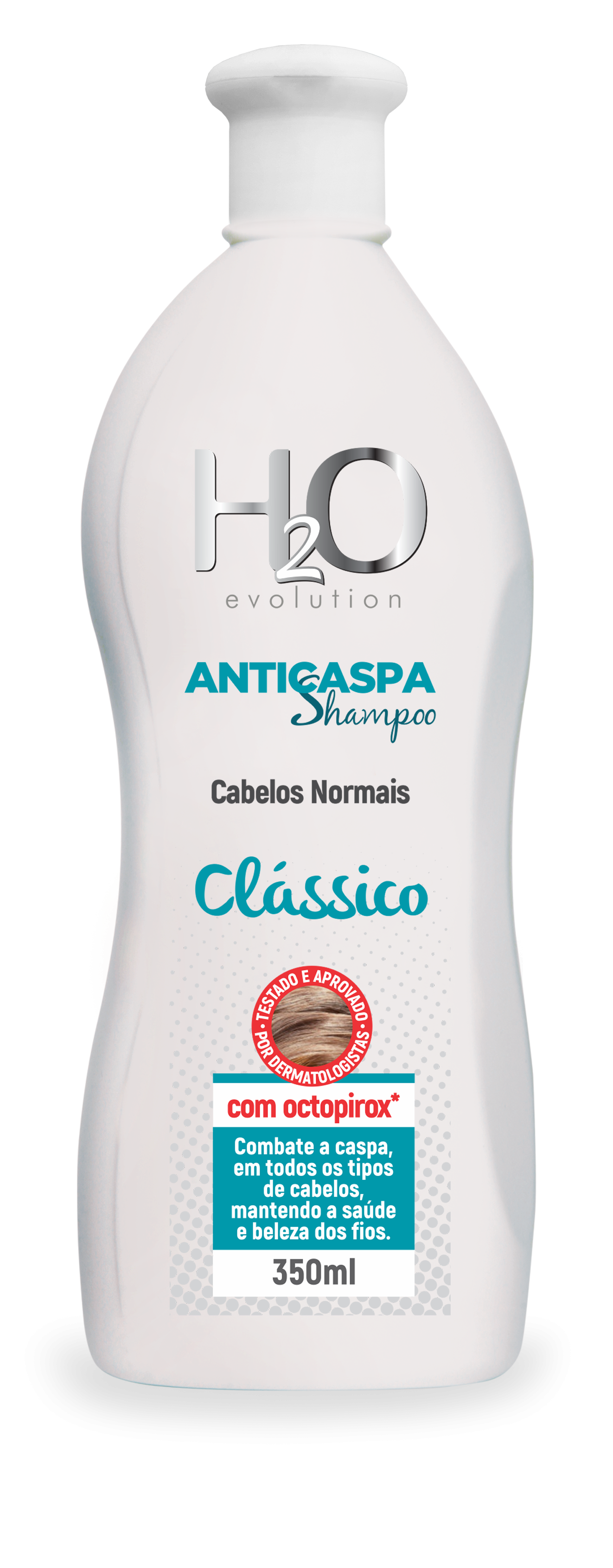Shampoo Anticaspa Clássico 350ml